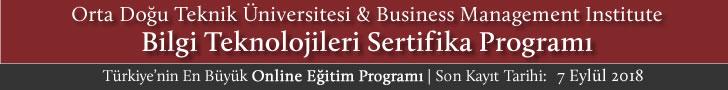 Bilgi Teknolojileri Sertifika Programı