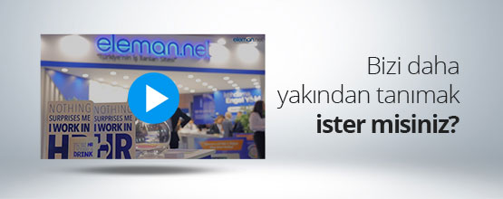 Eleman.net Tanıtım Videosu